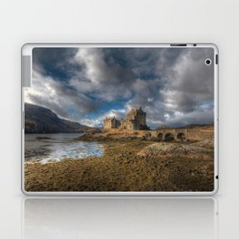 Eilean Donan Castle in Highlands of Scotland Laptop & iPad Skin