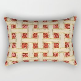 Cherry Pie Rectangular Pillow