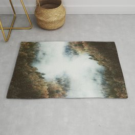 Forest Layers Rug