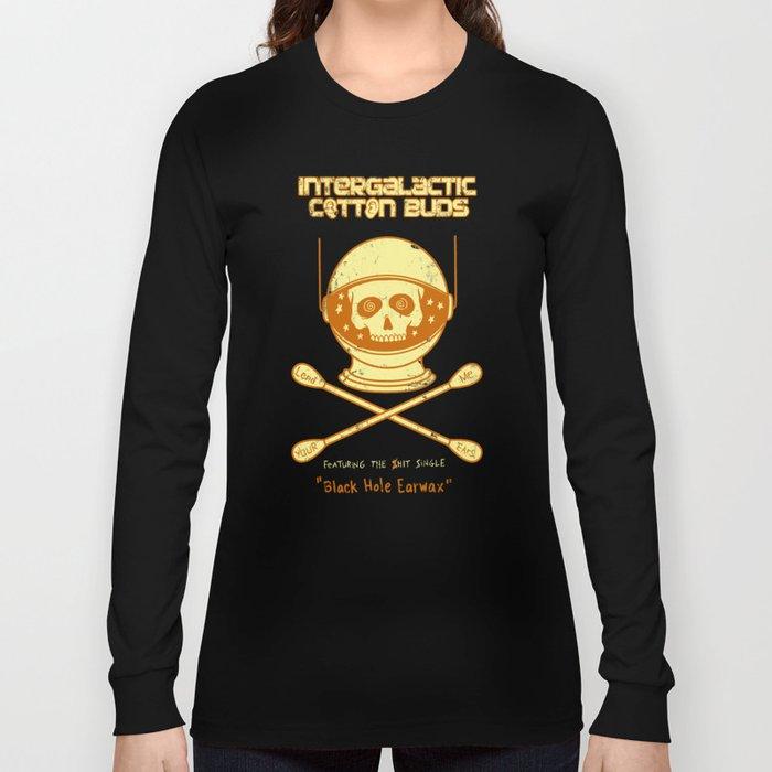 Intergalactic Cotton Buds Long Sleeve T-shirt