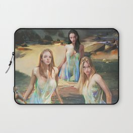 """Sirens (""""Charm of of the Ancient Enchantress"""" Series) Laptop Sleeve"""