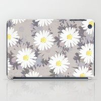 daisies iPad Cases featuring Daisies by Georgiana Paraschiv