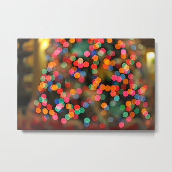 Just happy thoughts today... Metal Print