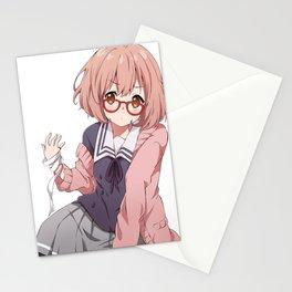 Mirai Kuriyama Stationery Cards