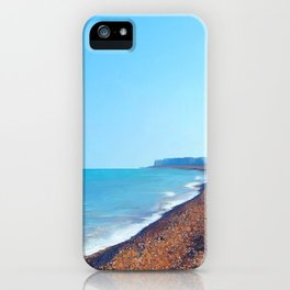 Summer beach iPhone Case