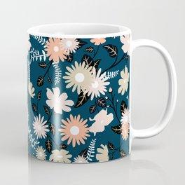 Marseille - Floral Pattern Coffee Mug