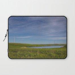 North Dakota Summer Laptop Sleeve