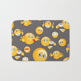 Emoji Pattern 5 Bath Mat