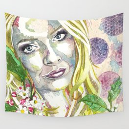 Holly Wall Tapestry