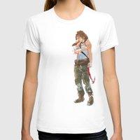 tomb raider T-shirts featuring Tomb Raider by Robbie Drew Dixon