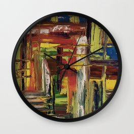 612 Lake View Terrace Wall Clock