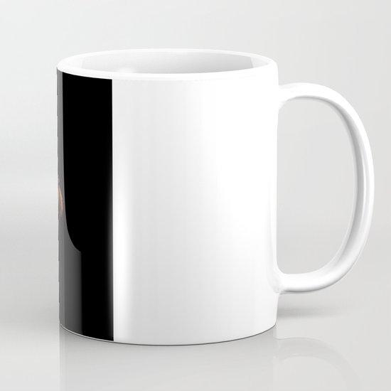Black Light Mug