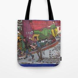 Jills Street - New York Tote Bag