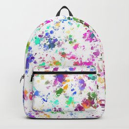 Expression of color Backpack
