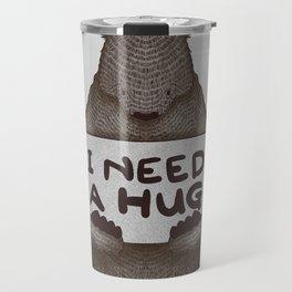 I Need A Hug Travel Mug