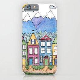The Village iPhone Case