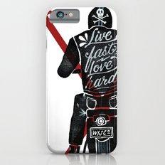 Live Fast, Love Hard Slim Case iPhone 6