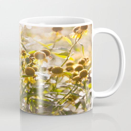 Flowers in Mt. Rogers, Virginia Mug