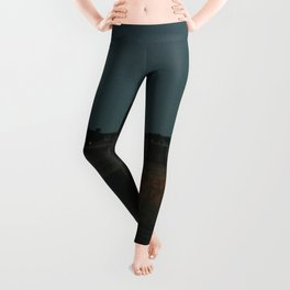 Bridges of Rome in the Evening Leggings