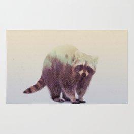 Little Ones: Raccoon Rug