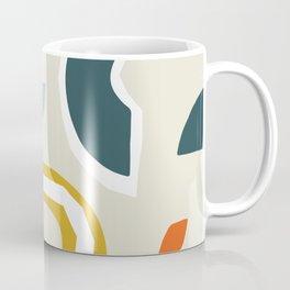 Modern Art Autumn MATP1 Coffee Mug