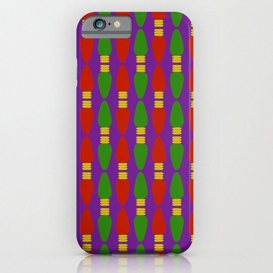 Bulb Wave Royal iPhone & iPod Case