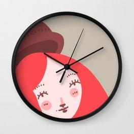 hatfriend Wall Clock