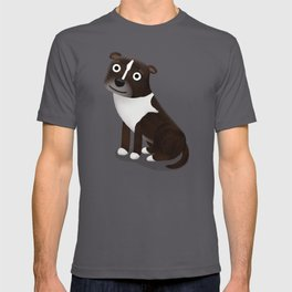 "Custom Artwork, ""Boone"" T-shirt"