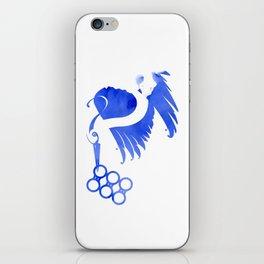 Heron (Keep it clean) iPhone Skin