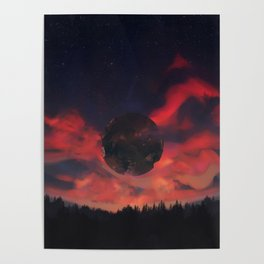 The Battle Sphere Poster