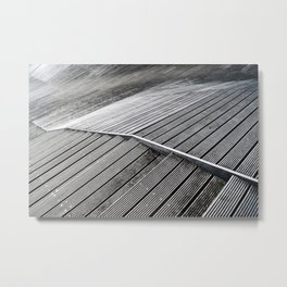 Artificial landscape Metal Print