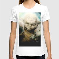 yoda T-shirts featuring Yoda by Colunga-Art