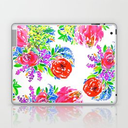 Wild Flower Laptop & iPad Skin