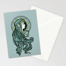 Zelda Nouveau Stationery Cards