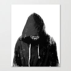 21st Century Death Canvas Print