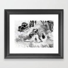 Dream View series II Framed Art Print