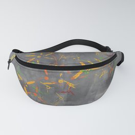 Drones Flying High Fanny Pack