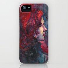 Widow iPhone (5, 5s) Slim Case