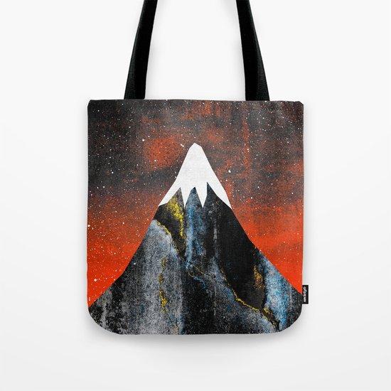 Black Mountain Tote Bag