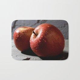 Fuji Apples Bath Mat