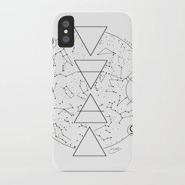 Celestial Alchemical Earth iPhone Case