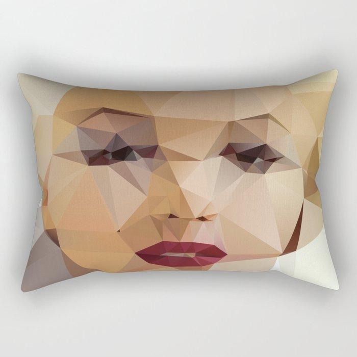 Monroe. Rectangular Pillow