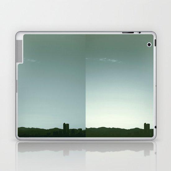 Denver Silhouette Laptop & iPad Skin