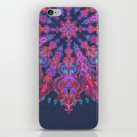 bohemian iPhone & iPod Skins featuring Bohemian by micklyn