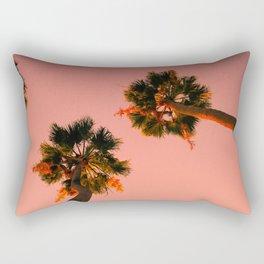 Sunset California 1 Rectangular Pillow