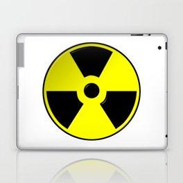 Nuclear Symbol Laptop & iPad Skin