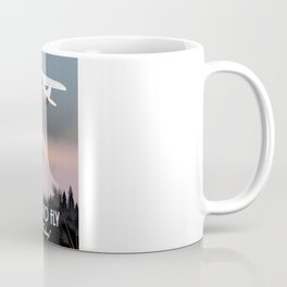 Learn To Fly,Book today! Coffee Mug