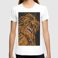 chewbacca T-shirts featuring Chewbacca by Laura-A
