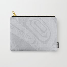 Fox Grey Lund Carry-All Pouch