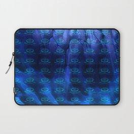 Bitter Poison Skulls: Ocean Laptop Sleeve